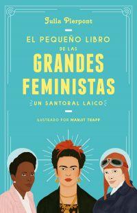 Imaxe da portada (El pequeño libro de las grandes feministas)