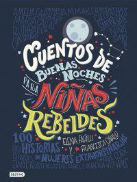 Imaxe da portada (Cuentos de buenas noches para niñas rebeldes (versión española))