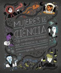 Imaxe da portada (Mujeres de ciencia)