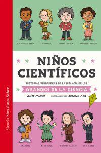 Imaxe da portada (Niños científicos)