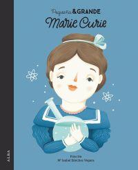 Imaxe da portada (Pequeña & Grande Marie Curie)
