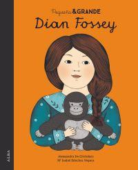 Imaxe da portada (Pequeña & Grande Dian Fossey)
