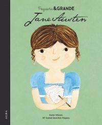 Imaxe da portada (Pequeña & Grande Jane Austen)